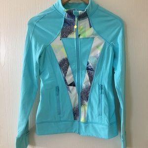 Lululemon Ivivva Zip up jacket sz 14